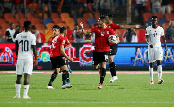 U23 AFCON: Ghana lose to Egypt in five-goal thriller