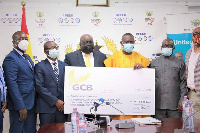The  Government of Ghana recieved GH¢14.152 million as dividend for the 2020 financial year