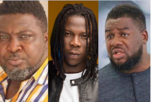 Hammer, Stonebwoy and Bulldog are part of celebrities criticizing VGMA's ban lifting decision