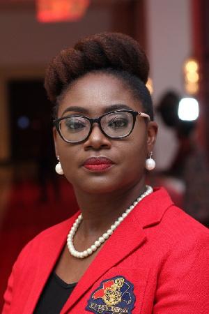 EMPAG President, Theresa Ayoade