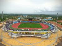 New Cape Coast Stadium