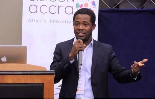 Chief Executive Officer of Silicon Accra Technology City, David Osei,