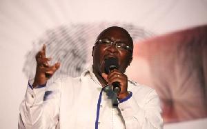 Vice President, Dr. Bawumia