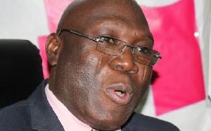 Inusah Fuseini Ghanaian Lawyer