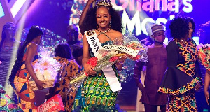 Naa Dedei Botchwey is 2020 Ghana's Most Beautiful winner