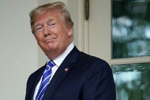 Donald Trump Smiling 1