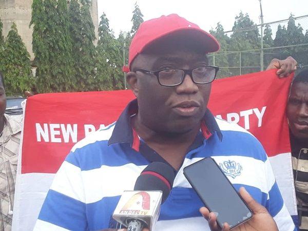 NPP is the best option - Joe Ghartey