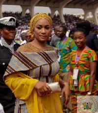 Samira Bawunia,Second Lady of the Republic of Ghana