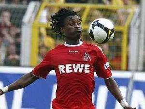 Ghana midfielder Derek Boateng