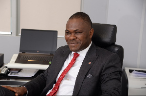 Henry Oroh, MD/CEO Zenith Bank