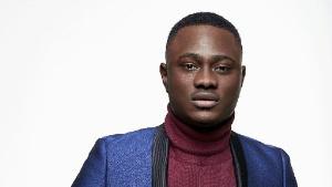 British Nigerian singer Moelogo