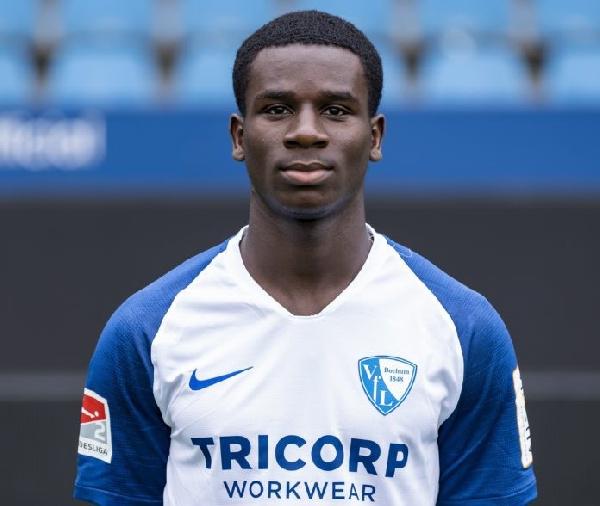 Cardiff defender Jordi Osei-Tutu