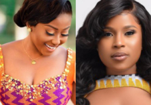 Twitter 'gasps for air' as pretty Ghanaian ladies mark Independence with #TheflagTheFace challenge