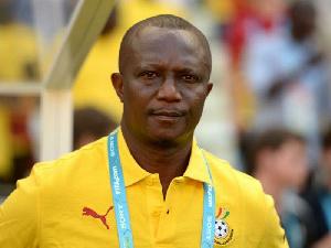 Former Black Stars Coach Kwesi Appiah
