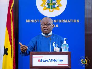Yaw Adu Gyamfi, President, AGI