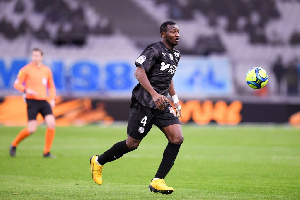 Opoku was a target for the Maroons after a good campaign in the Ligue 1 whiles on loan at Amiens SC
