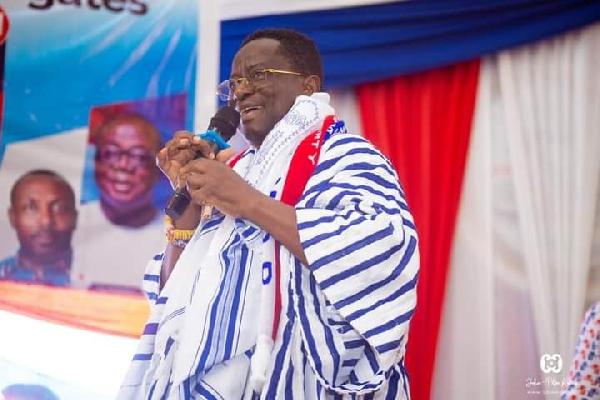 NPP belongs to no individual, we must plan and progress in unity - Amewu