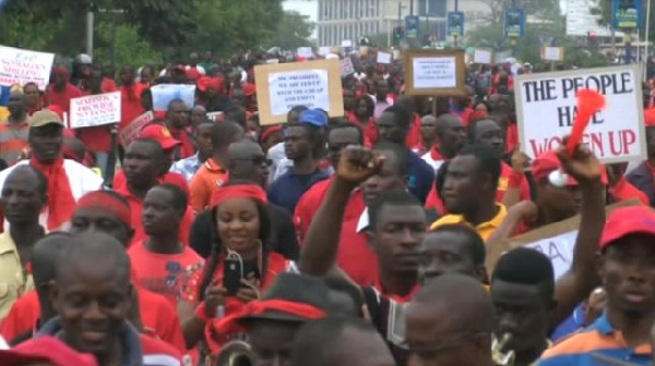 Ghanaians to hold nationwide demo against increased data charges by Telcos