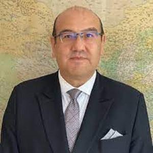 Mexican Ambassador to Ghana, Enrique Escorza