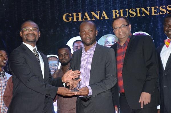 Kasapreko Company Limited walked away with two Business Quality awards