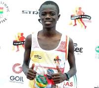 Athlete, William Amponsah