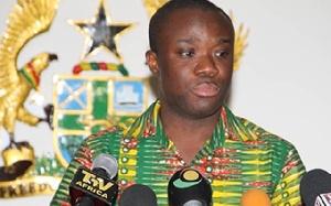 Felix Kwakye Ofosu, Deputy minister of communication