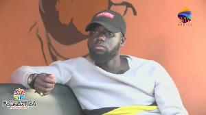 Ghanaian actor, Nana Tarzan