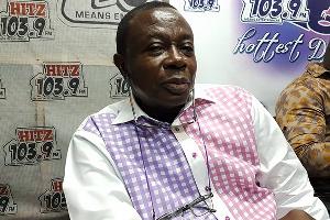 Charles Mensah Snr, Shatta Wale's father