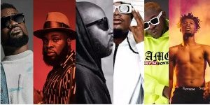 VGMA Best Rapper of the Year winners