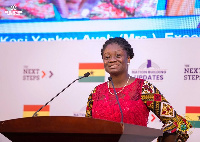 Kosi Yankey Ayeh, Executive Director of the National Board for Small Scale Industries