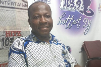 Director of Elections for, CPP, James Kwabena Bomfeh
