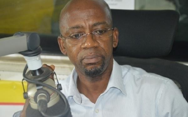 Ghanaian highlife artiste, Rex Omar