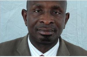 Registrar, Births and Deaths Registry, Mr John Agbeko