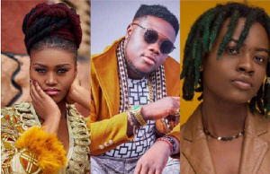 Eshun, Kurl Songx and OV have all parted ways with their management