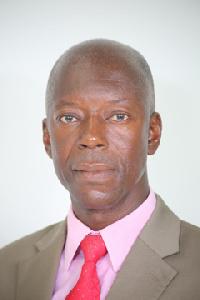 Peter Yaw Kwakye-Ack, MP for Wasa Amenfi Central