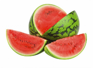 File photo: Watermelon is one of the most best selling fruits in Ghana