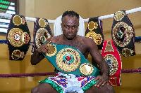 Boxer, Emmanuel 'Gameboy' Tagoe