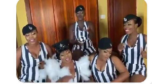 They were punished for dressing indecently