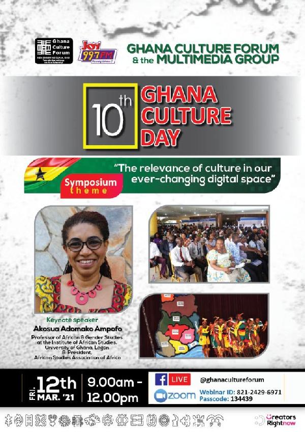 GCF invites public for Social Media Challenge ahead of Culture Day