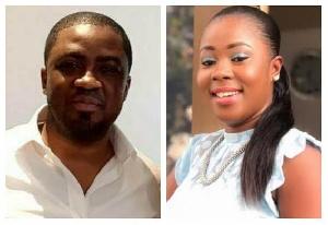Chris-Vincent and Frema Adunyame