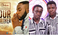 Godson a product of Adisadel College 2002 year group dedicated his new gospel music to Adisco