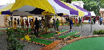 Finals of the minigolf  schools competition is Saturday