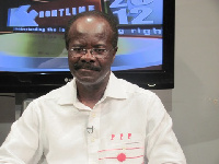 Dr Papa Kwesi Nduom, Presidential candidate for PPP