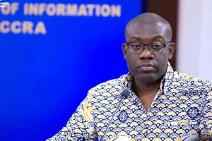 Kojo Oppong Nkrumah, Minister for Information
