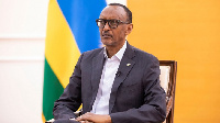 President Kagame delivers his address to the United Nations General Assembly, (Courtesy)
