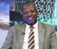 CPP General Secretary, James Kwabena Bomfeh