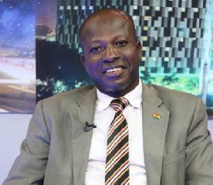 James Kwabena Bomfeh New