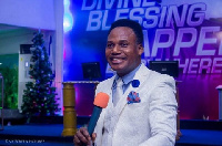 Apostle Francis Amoako Attah,  Founder of the Lord's Parliament Chapel International