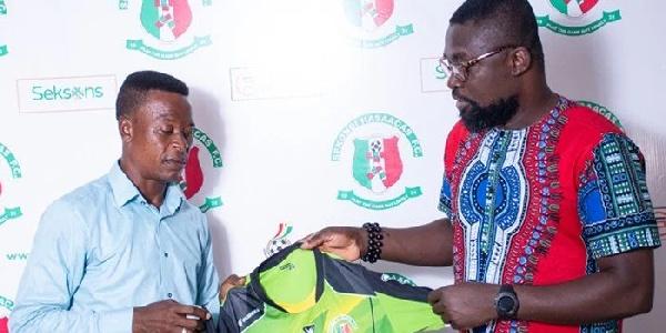 Hasaacas appoint Mustapha Fudail as new head coach