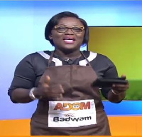 Badwam airs weekdays from 6 am to 9 am on Adom TV